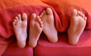 Seks w ciąży - co czuje dziecko?