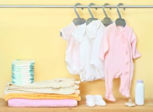 Wielkie pranie małych ubranek