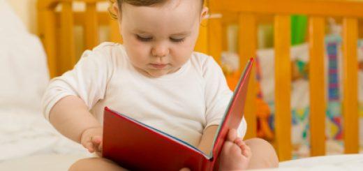 Malucha przygoda z książką