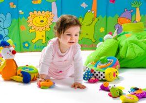 Zabawki na miarę maluszka