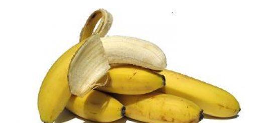 Banan w diecie dziecka