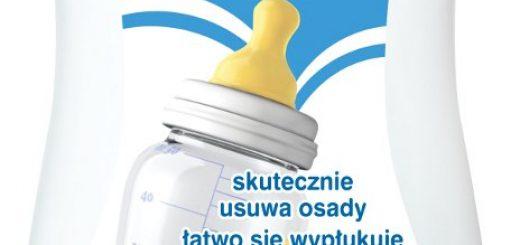 Patent na czyste butelki, smoczki i zabawki