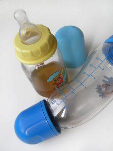Butelki antykolkowe