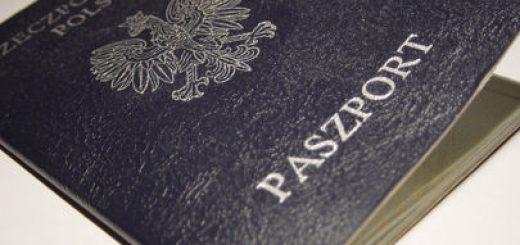 Paszport dla maluszka