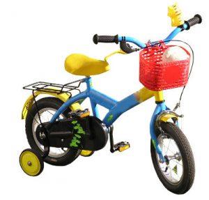 Maluch na rowerze – pierwsze przygody