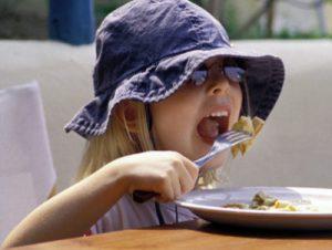 Dlaczego dzieci nie chcą jeść?