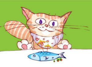 Jedz rybki, będziesz zdrów!