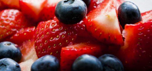 Owoce pyszne i zdrowe