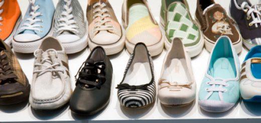 Buty dla kobiety ciężarnej