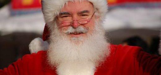 Jedzie Mikołaj z Laponii…
