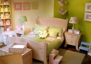 Urządzamy dziecinny pokój