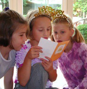 Kinderparty czyli urodziny przedszkolaka
