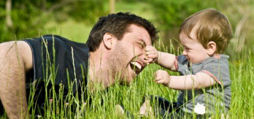 Warto zostać tatą