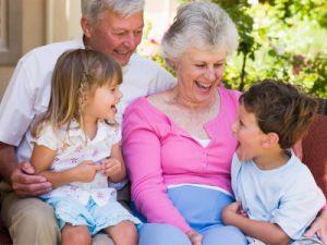 Babcia i dziadek – kopalnie mądrości
