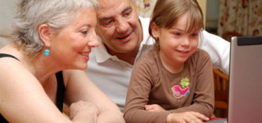 Rodzice kontra dziadkowie