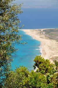 Greckie wakacje z malcem